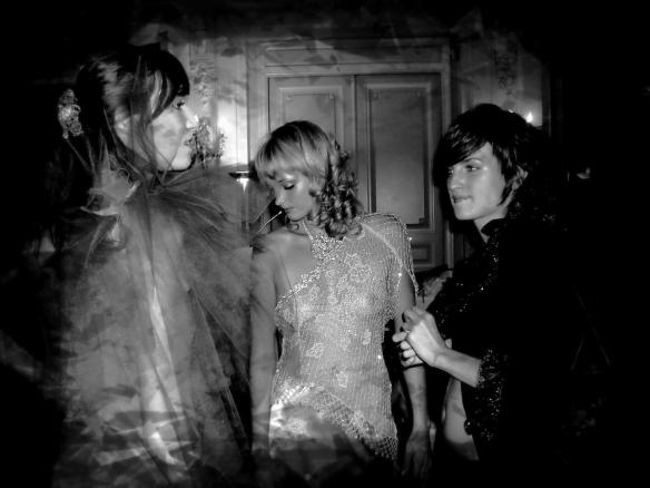 Archives Backstage Paris Haute Couture Fashion Week...VIBES